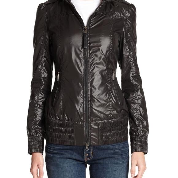 Mackage Jackets & Blazers - MACKAGE Rain Jacket - S - black - Aritzia
